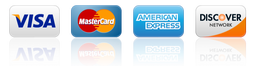 we accept credit card payments for all detailing services in Gilbert Arizona.